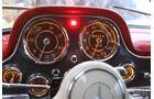 Sportwagen, Mercedes 300 SL, Cockpit