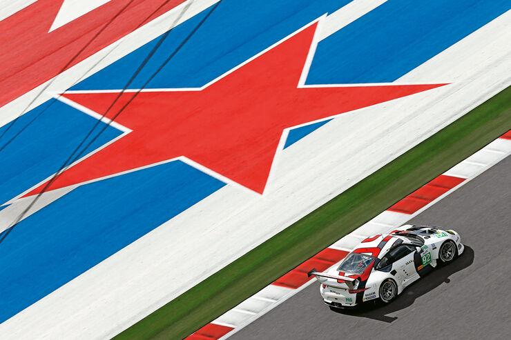 Sportwagen-WM, Porsche, GTE