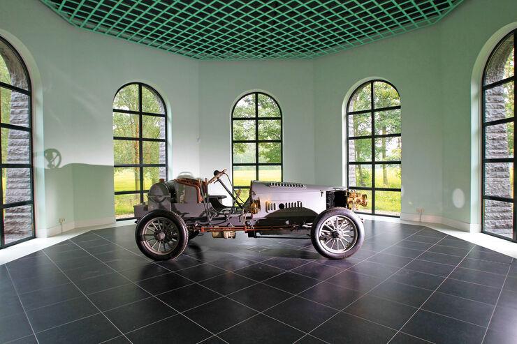 Spyker 60 hp, Louwman