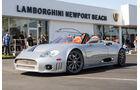Spyker C8 - Newport Beach Supercar Show 2018