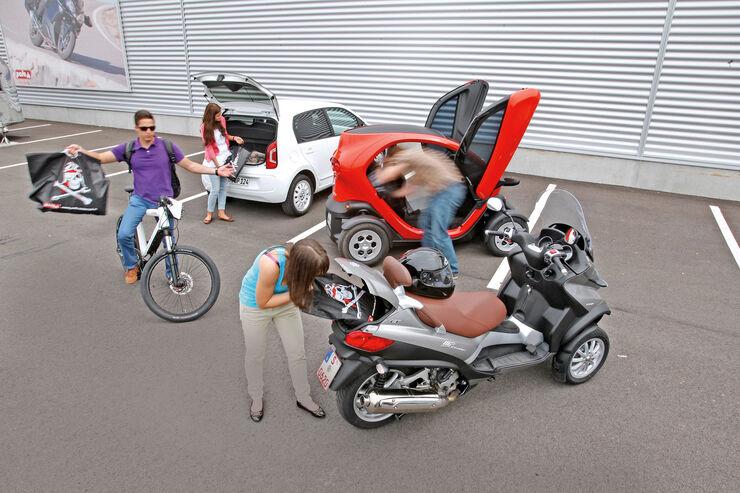 moderne stadtflitzer zwei drei oder doch lieber vier r der auto motor und sport. Black Bedroom Furniture Sets. Home Design Ideas