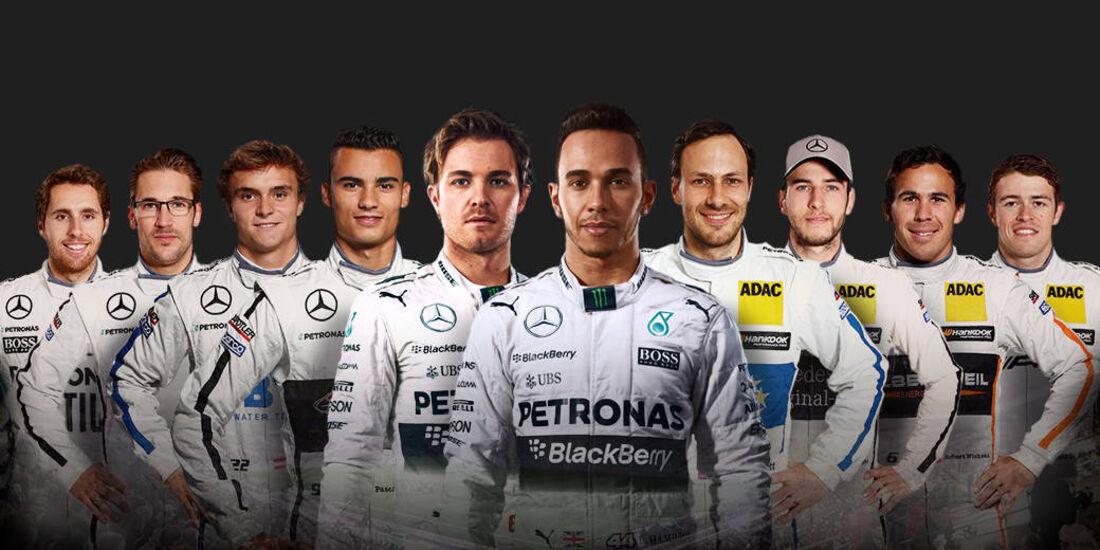 Stars & Cars 2015 - Piloten