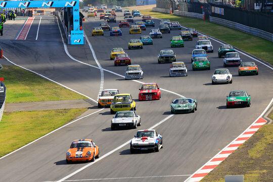 Start - 24h-Classic 2019 - Nürburgring - Nordschleife