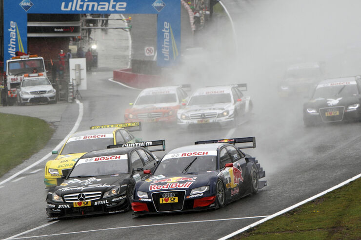 Start DTM Brands Hatch 2011