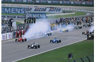Start - F1 - GP Deutschland 2000 - Hockenheimring
