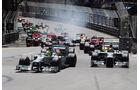 Start - Formel 1 - GP Monaco - 26. Mai 2013