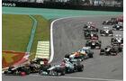 Start GP Brasilien 2011