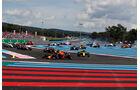 Start - GP Frankreich 2018