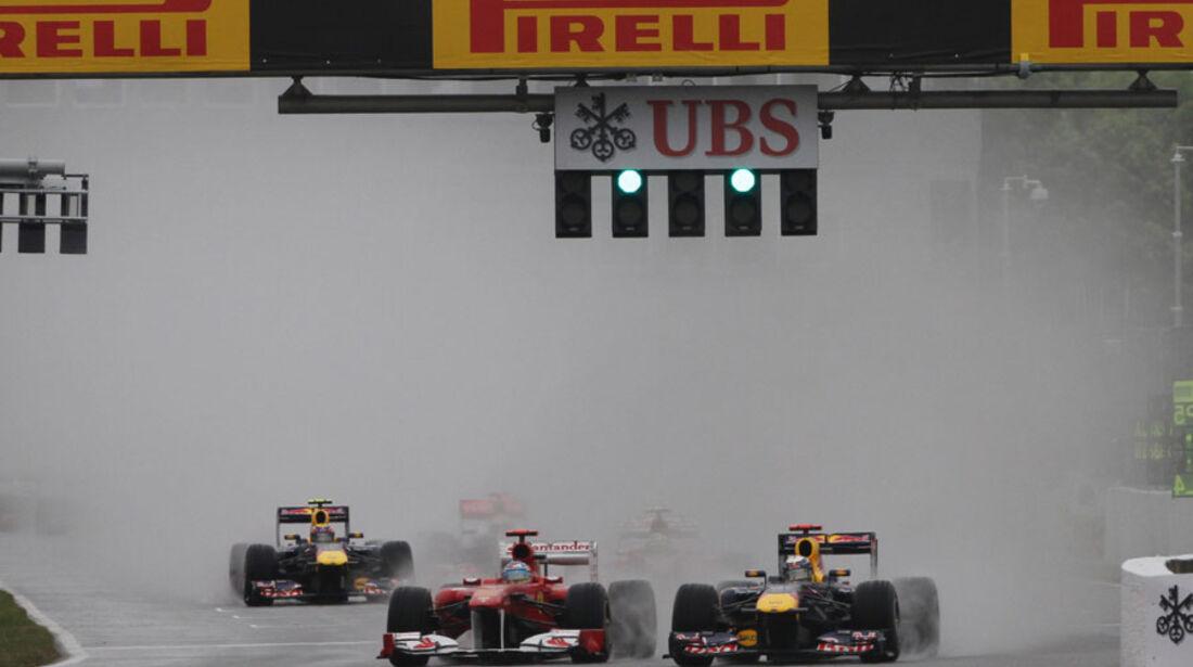 Start GP Kanada 2011