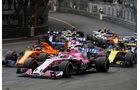 Start - GP Monaco 2018 - Rennen