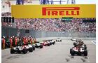 Start - GP Russland 2015