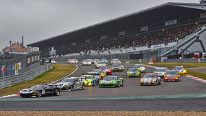 Start - VLN Nürburgring - 5. Lauf - 5. Juli 2014