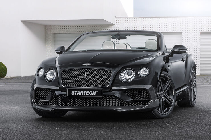 Startech Bentley Continental