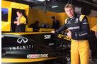 Startnummern - Renault - GP Spanien 2017