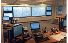 Stauinformationsdienst, Technik-Raum