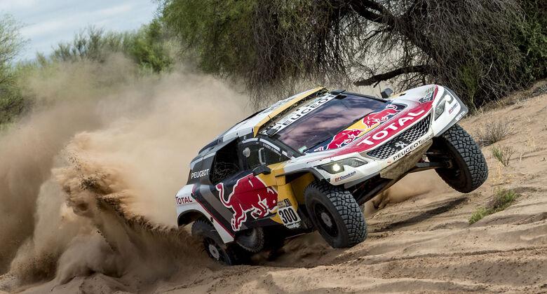 Ergebnis Rallye Dakar 2017