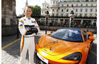 Stoffel Vandoorne - F1 Live Show - London - 2017