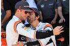 Stoffel Vandoorne & Fernando Alonso - GP Brasilien 2017