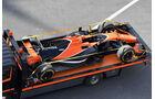 Stoffel Vandoorne - Formel 1 - GP Bahrain - Sakhir - Training - Freitag - 14.4.2017