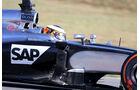 Stoffel Vandoorne - McLaren - Barcelona - F1 Test 2 - 14. Mai 2014