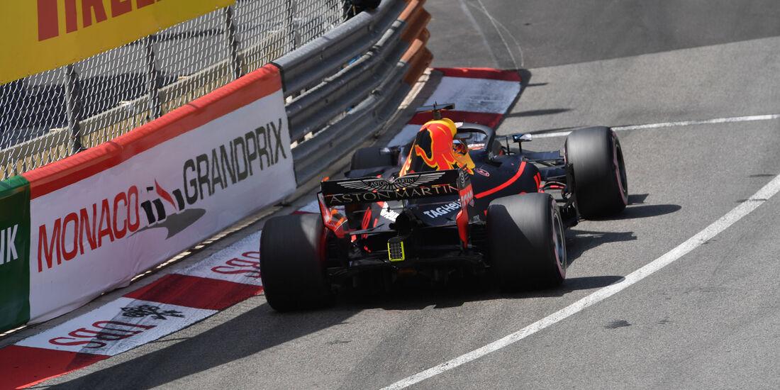 Stoffel Vandoorne - McLaren - GP Monaco - Formel 1 - Samstag - 26.5.2018
