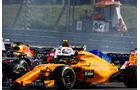 Stoffel Vandoorne - McLaren - GP Ungarn 2018 - Budapest - Rennen