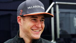 Stoffel Vandoorne - McLaren-Honda - F1