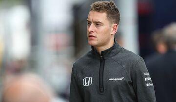 Stoffel Vandoorne - McLaren-Honda - Formel 1 - GP England - 15. Juli 2017