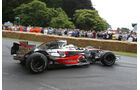 Stoffel Vandoorne - McLaren MP4-23 - Goodwood 2013
