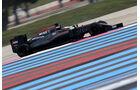 Stoffel Vandoorne - McLaren - Pirelli Regenreifen-Test - Paul Ricard - 26. Januar 2016