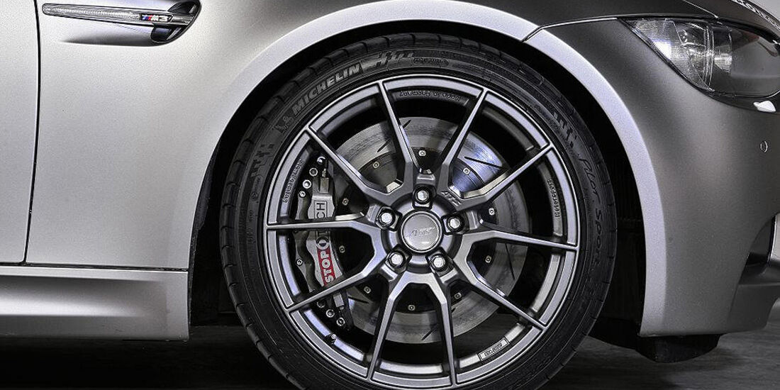 Stoptech BMW M3, Tuning, Felge