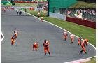 Strecke  - Formel 1 - GP England - 30. Juni 2013