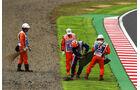 Streckenposten - Formel 1 - GP Japan - Suzuka - 7. Oktober 2017