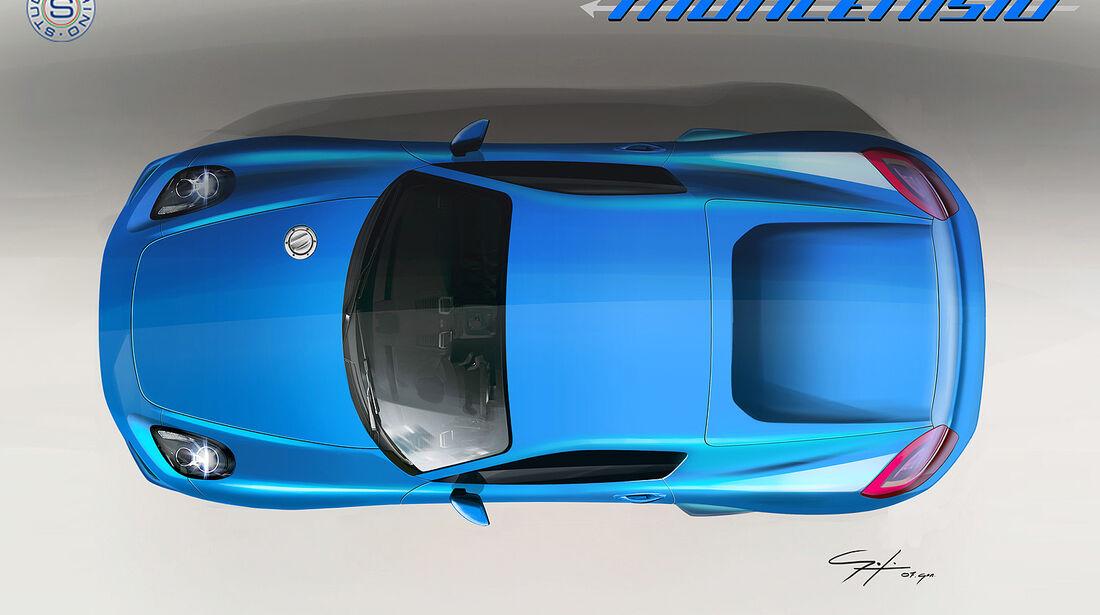 Studiotorino Moncenisio, Porsche Cayman S
