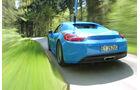Studiotorino-Porsche Moncenisio, Heckansicht