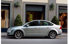 Stufenheck-Limousinen, Ford Focus 1.6 16 V