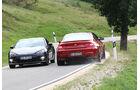 Subaru BRZ und BMW M6