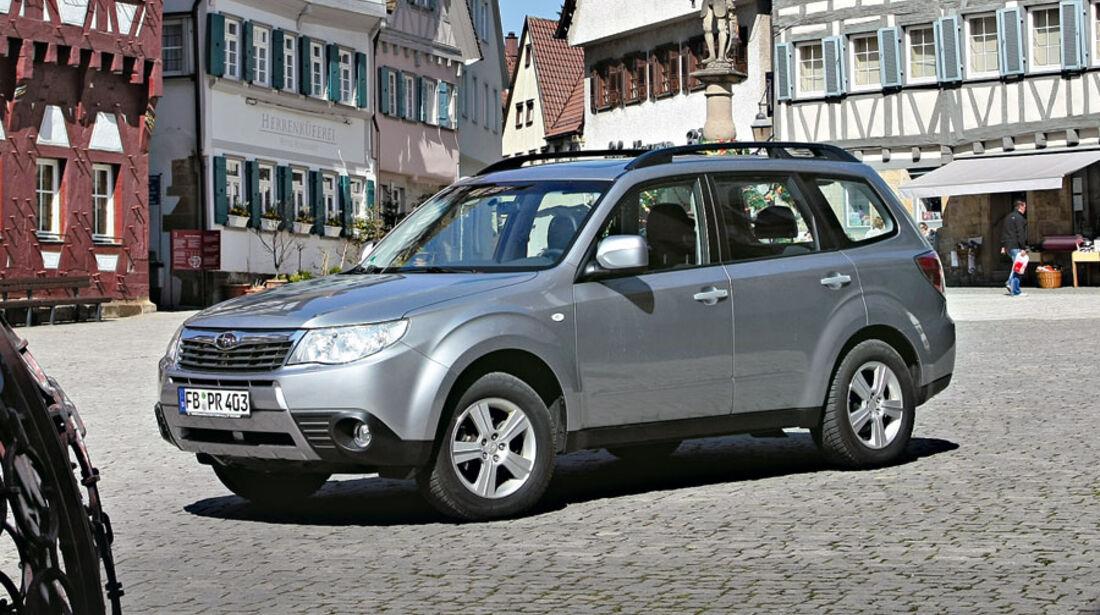 Subaru Forester 2.0 Ecomatic
