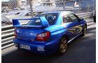 Subaru Impreza - Car Spotting - Formel 1 - GP Monaco - 24. Mai 2013