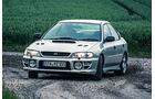 Subaru Impreza GT Turbo, Frontscheinwerfer