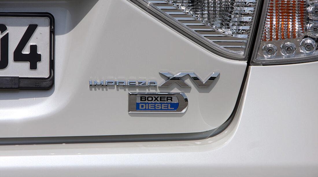 Subaru Impreza XV 2011