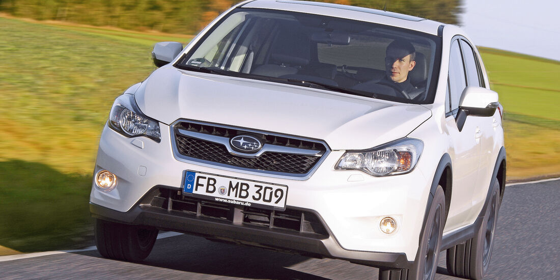 Subaru Impreza / XV