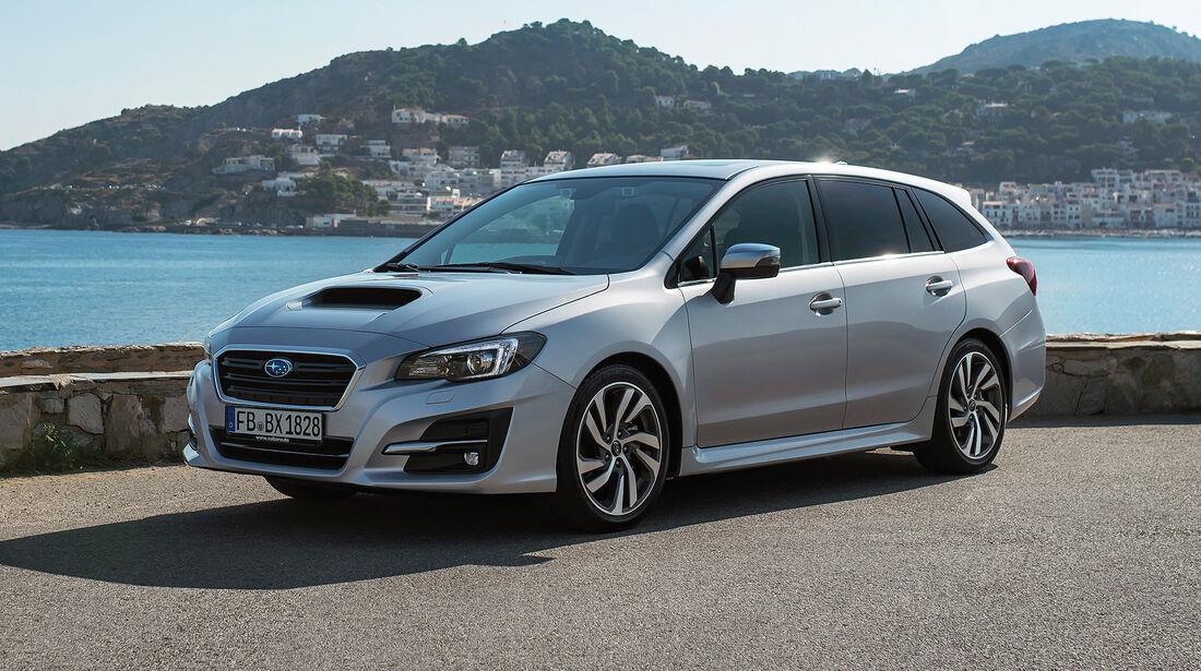 Subaru Levorg Modelljahr 2018
