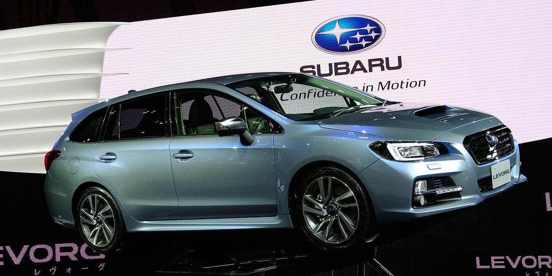 Subaru Levorg  Tokio Motor Show