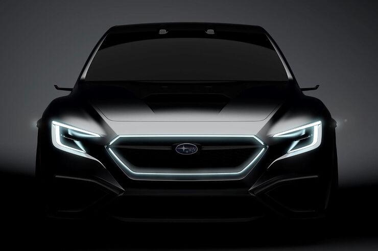 Subaru VIZIV Peformance Concept