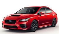 Subaru WRX L.A. Autoshow
