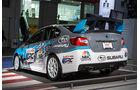 Subaru WRX STI Rallycross