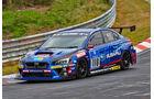 Subaru WRX STI - Subaru Tecnica International - Startnummer: #118 - Bewerber/Fahrer: Toshihiro Yoshida, Kota Sasaki, Marcel Lasée, Carlo van Dam - Klasse: SP 3T