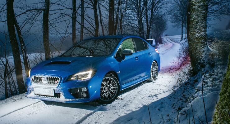 Subaru Wrx Sti Im Dauertest Starken Schwachen Kosten Auto