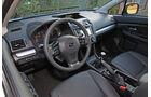 Subaru XV, Cockpit
